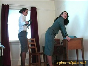 Samantha Grace & Penny: Naughty Secretary